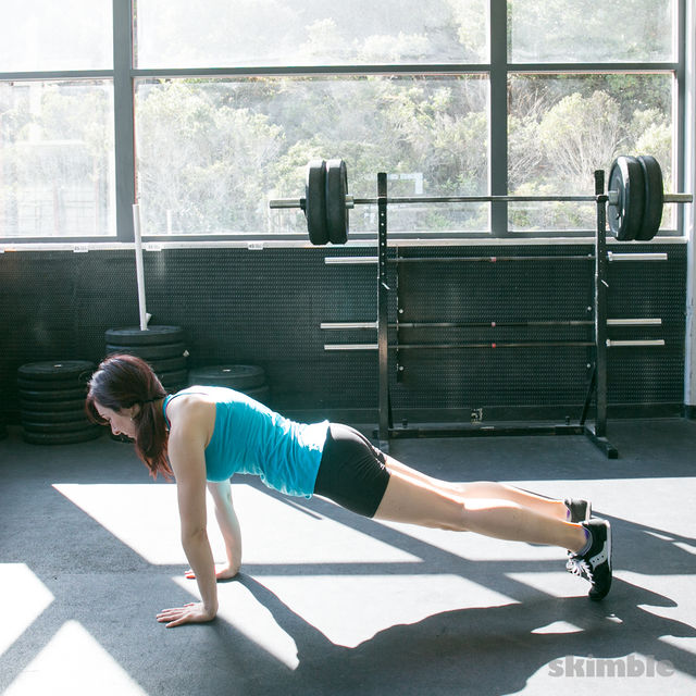 Squats & Push-Ups