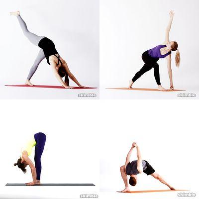 Full body stretching