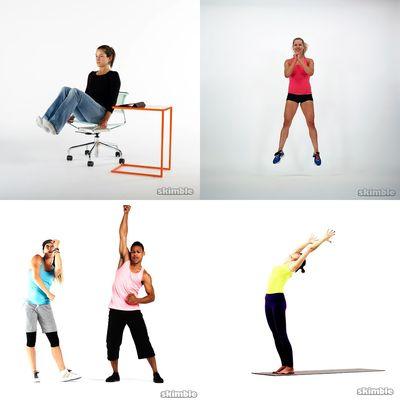 my favorite workout routine