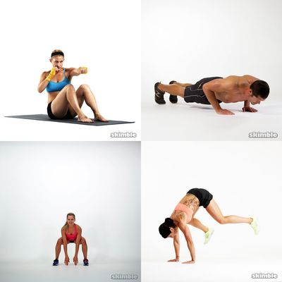 Latest Created Workouts