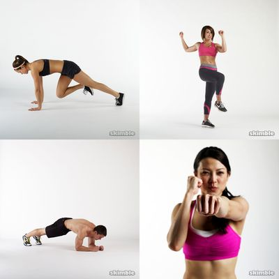 30 min workouts