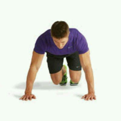 Lateral Crawl