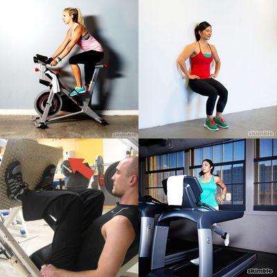 gym lower body
