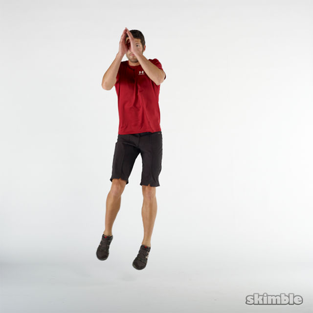 How to do: Lateral Hops to Stabilization - Step 3