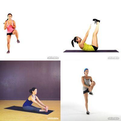 todays workout