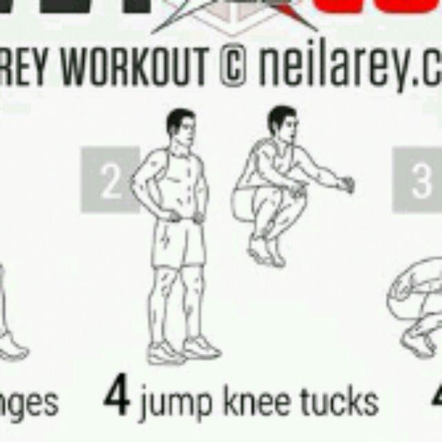 How to do: Jump Knee Tucks - Step 1