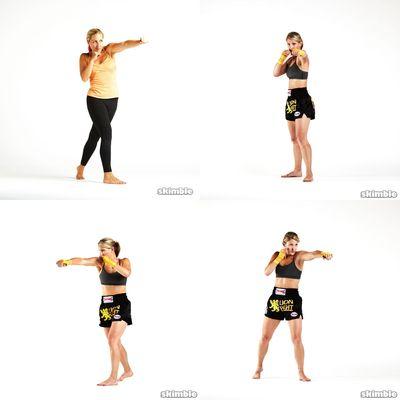 Kickbox (Intense)