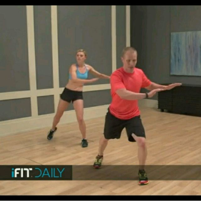 How to do: Twisting Knee - Step 1