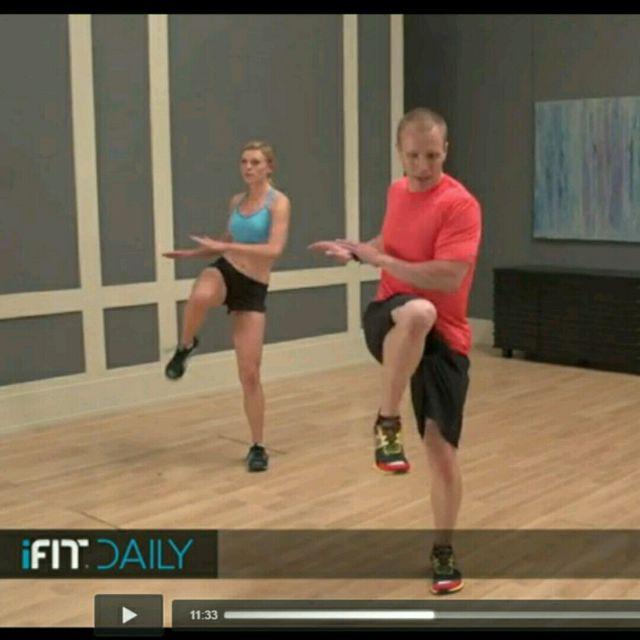 How to do: Twisting Knee - Step 2