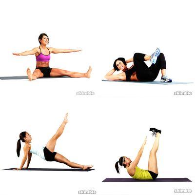 Lauren's Workouts