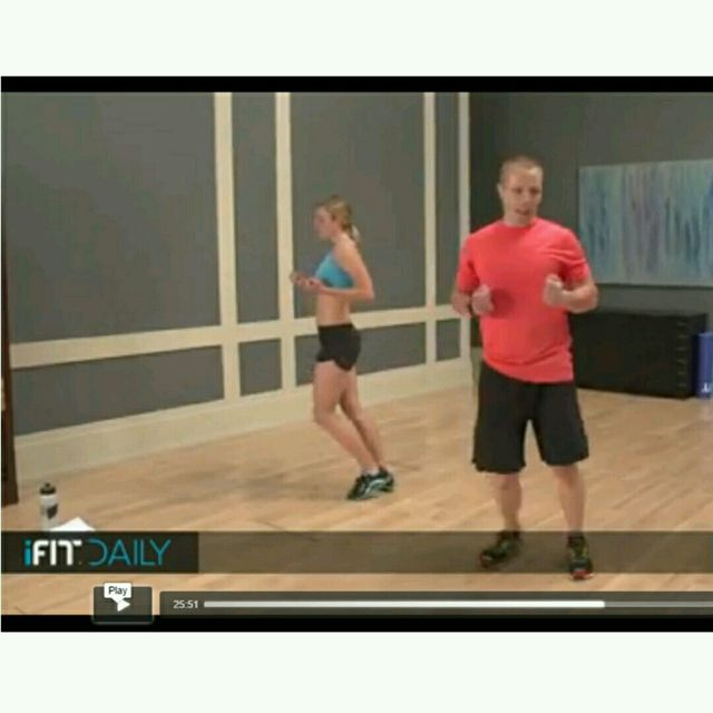 How to do: Round The Clock Lunges Version 2 - Step 1