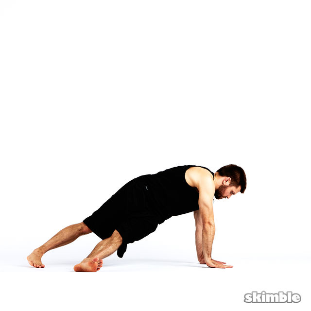 How to do: Step Through Side Plank - Step 5