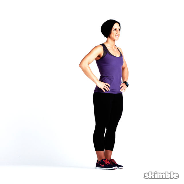 How to do: Glute Reverse Lunges - Step 5