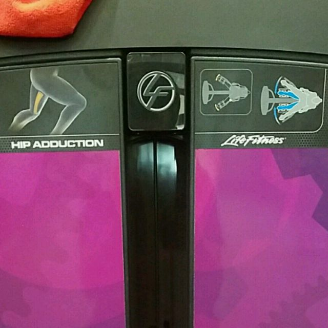 How to do: Hip Adduction - Step 1