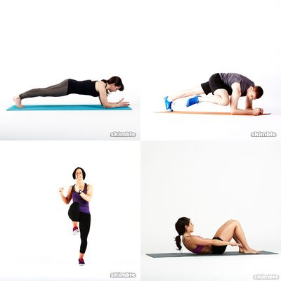 Abs and Core Workouts