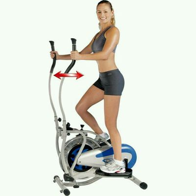 Elliptical Backwards