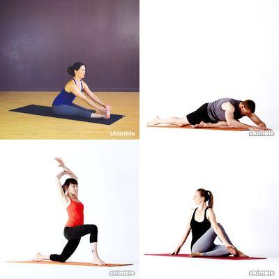my relaxing yoga