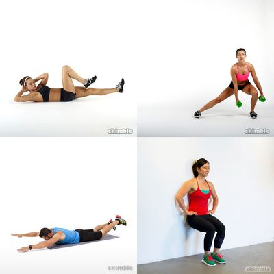 wendsday 1 hour workout