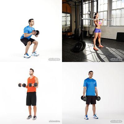vish workouts