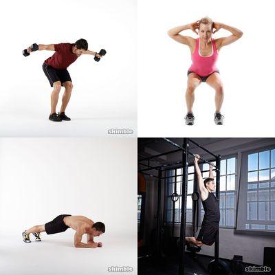 workout de la semaine