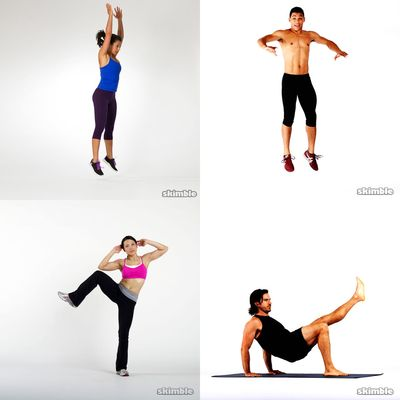 BODYWEIGHT-ONLY Strength/Cardio   HS