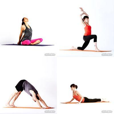 The Yoga Years