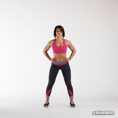 Pre-AMRAP Workout