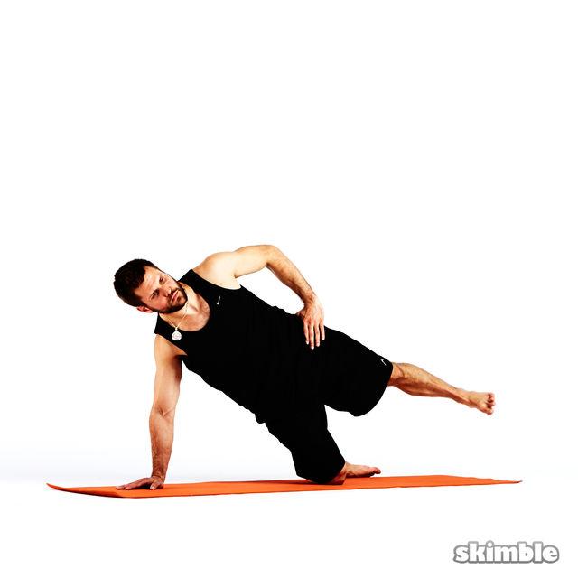 How to do: Left Low Kick Backs - Step 3