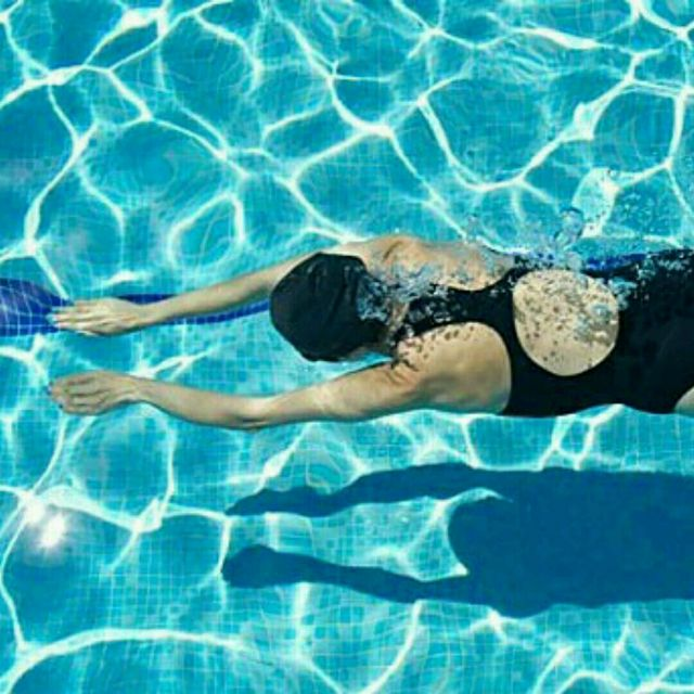 How to do: Breaststroke - Step 2