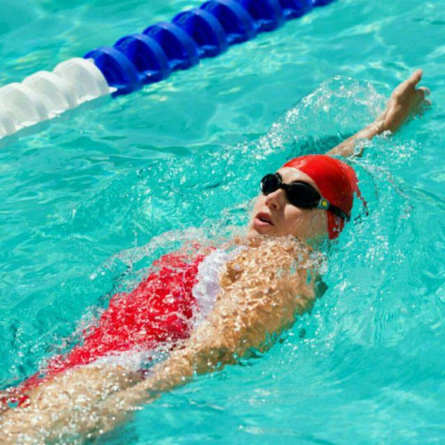 How to do: Backstroke - Step 1