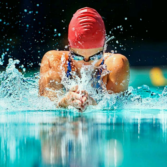 How to do: Breaststroke - Step 1