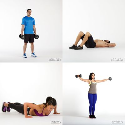 targeted workouts