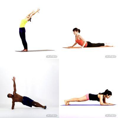Мои Упражнения