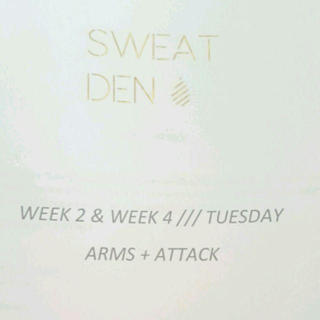 B Week 2&4 Tuesday