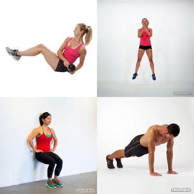 holls workout