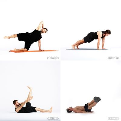 Quick abs