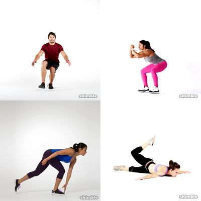 Workouts for legs