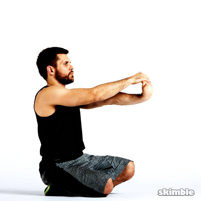 How to do: Wrist Flexor Stretches - Step 1