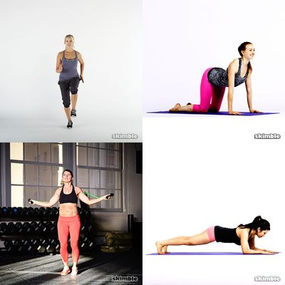 At Home, Body Weight Workout