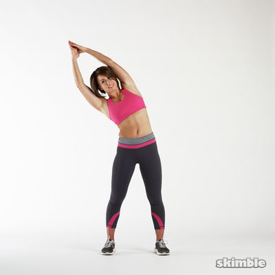 Side Bends With Medicine Ball