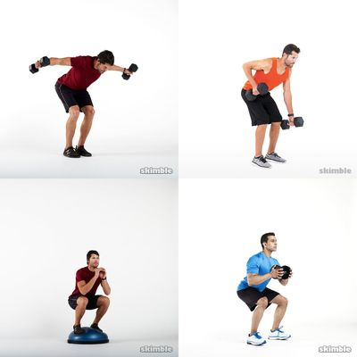 strength, balance, and posture