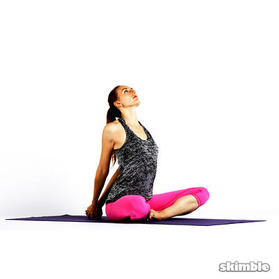 yoga for sluggishness