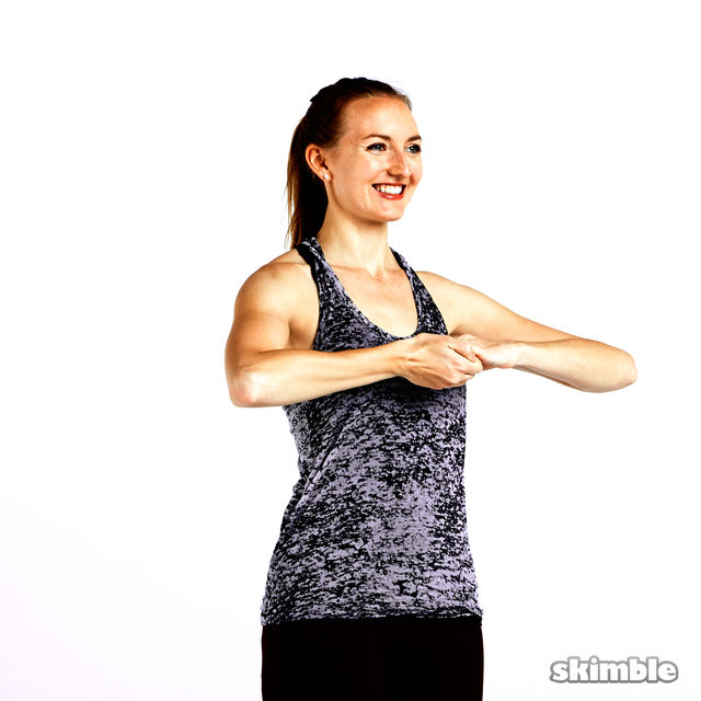 How to do: Finger Tension Pulls - Step 2