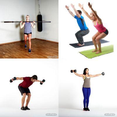 bretts workouts