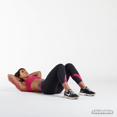 full body dumbbell w/abs