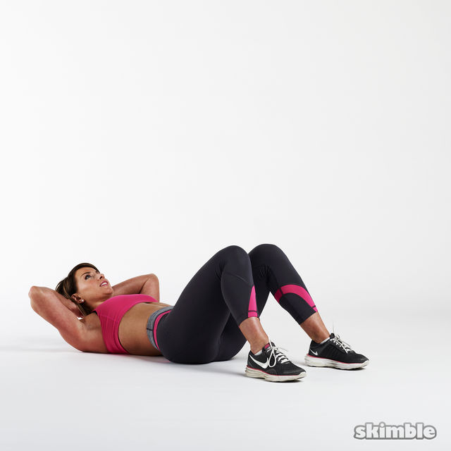 How to do: Sit-Ups - Step 1