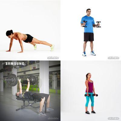 Arms: Gym