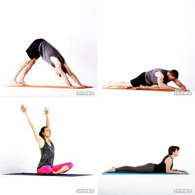 work yoga