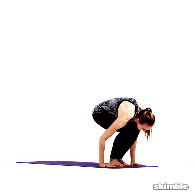 How to do: Step or Hop to Plank - Step 5