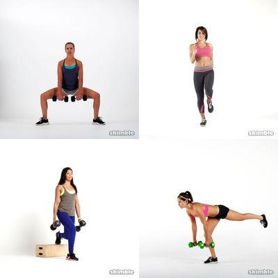 Karlene's Workouts